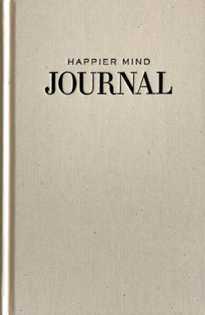 Happier mind journal
